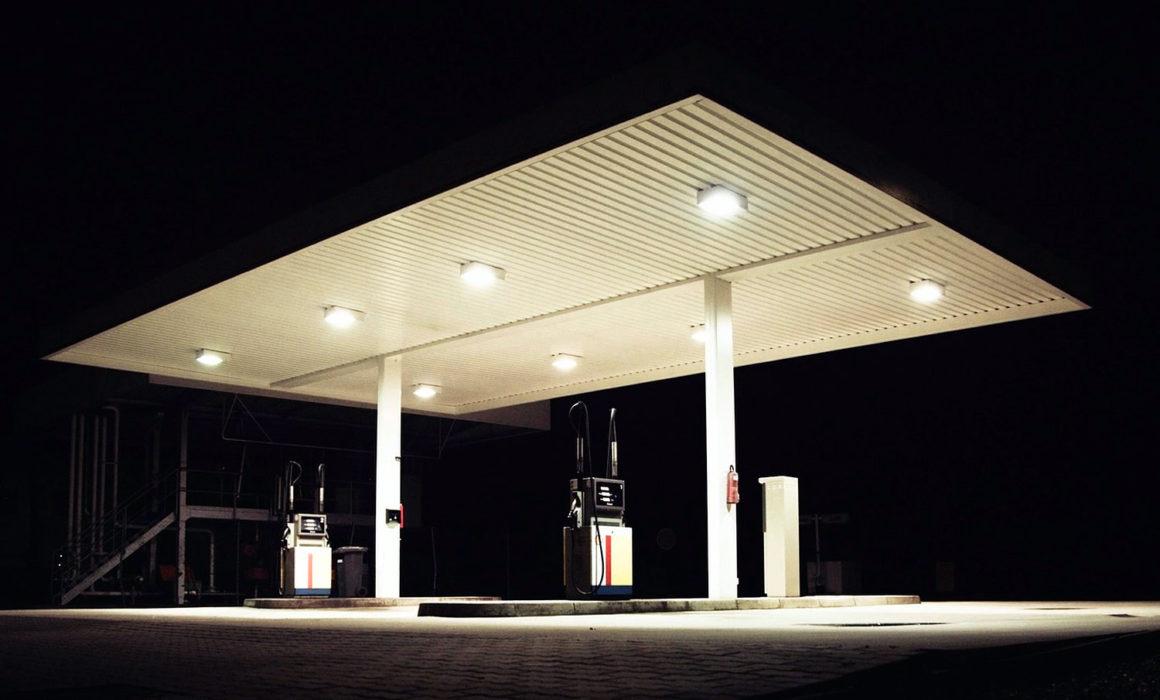 ガスステーション