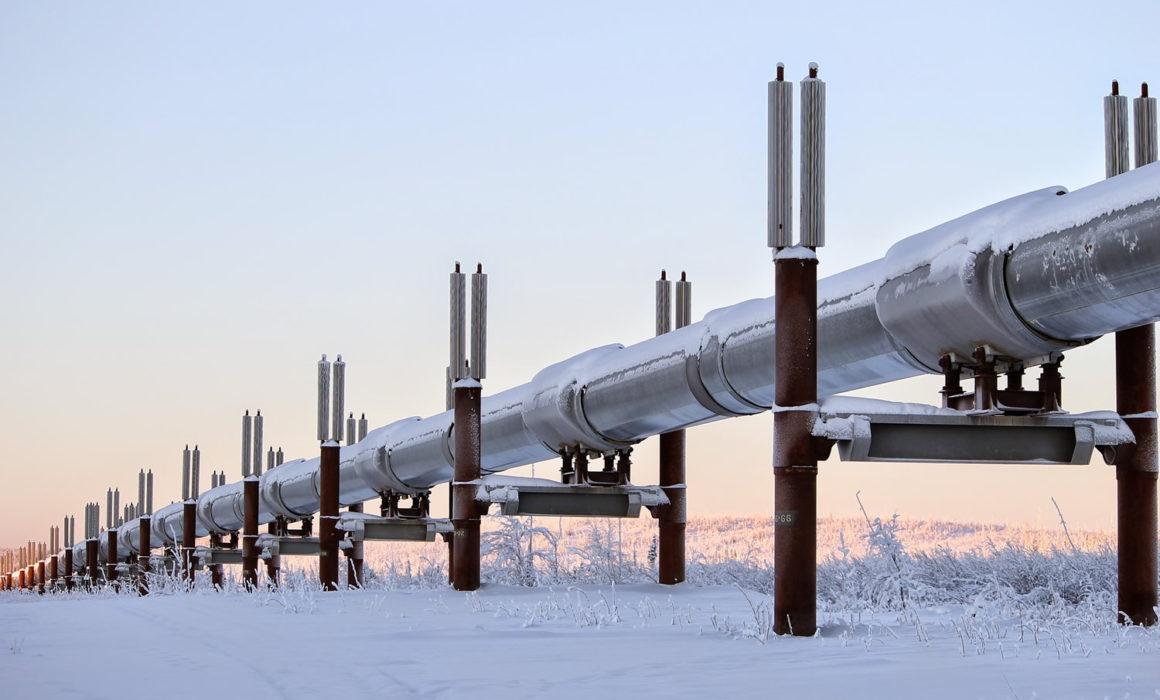 天然ガスパイプライン/ Natural Gas Pipeline