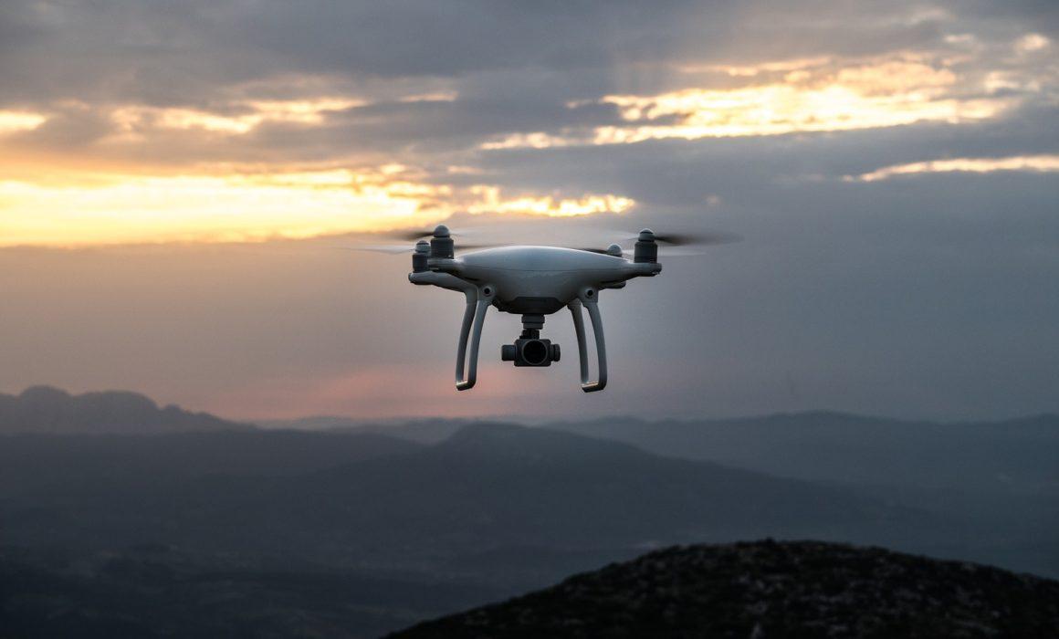 ドローンによるインフラ点検/ Drone inspection for infrastructure