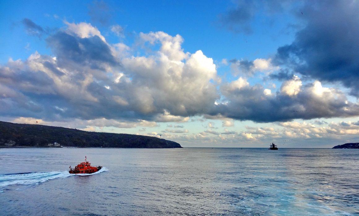 トルコストリーム_トルコ・黒海/ TurkStream_Turkey, Black Sea