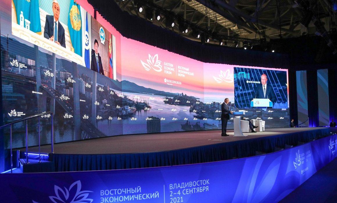 東方経済フォーラム2021/ Eastern Economic Forum 2021